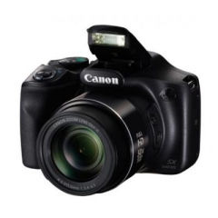 佳能(Canon)PowerShot SX540 HS 黑色数码相机 ZX.174