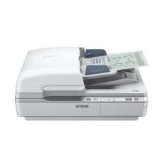 爱普生(Epson)扫描仪 DS-7500 A4幅面 平板+馈纸式 白色  IT.184