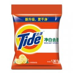汰渍 净白去渍洗衣粉(柠檬清新型)1.36kg   QJ.146