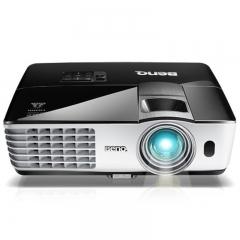 明基(BenQ)MX631ST投影仪 商住两用短焦投影机 黑银色 不含安装  IT.193