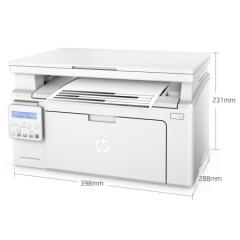 惠普(HP)M132nw黑白激光三合一无线多功能打印机一体机(三合一) DY.098