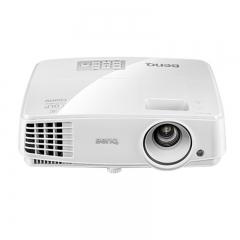 明基(BenQ)MH530高清投影仪1080P商用会议培训 家用家庭影院蓝光3D投影机 白色  不含安装   IT.195