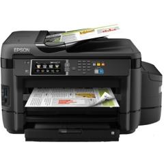 爱普生(Epson)L1455 A3+彩色多功能一体机 复印机 (打印复印扫描传真)自动双面 网络 DY.108