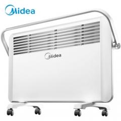 美的(Midea)NDK20-17DW  取暖器/电暖器/电暖气/欧式居浴两用快热炉 DQ.1155