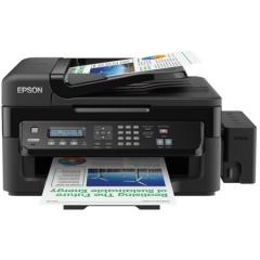 爱普生(Epson)L551 墨仓式 打印机一体机(打印 复印 扫描 传真) DY.111