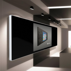欧帝 DC860AL智慧教室互动黑板  (不含OPS工控电脑)三年质保 不含安装 IT.200