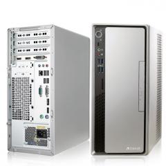 清华同方(THTF) 超越E500-64294 /i5-7400/B250N/8GB/1TB/2GB独显/DVDRW/台式整机3年全保加硬盘不返还/单主机/DOS PC.1204