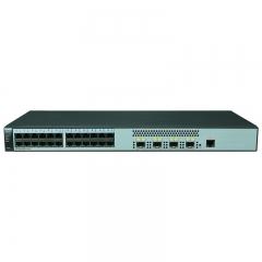 华为(HUAWEI)S5720S-28P-LI 24口全千兆企业级弱三层以太网络核心交换机 4个千兆光口   WL.136