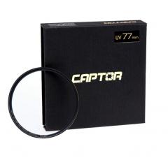 沣标(FB)捕捉者 超薄 UV镜 多层镀绿膜 无暗角 通用型UV镜 77mm ZX.179