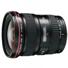 佳能(Canon) EF 17-40mm f/4L USM 广角变焦镜头 ZX.181