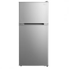 美的(Midea)  BCD-112CM 112L 双门静音小冰箱 DQ.1042
