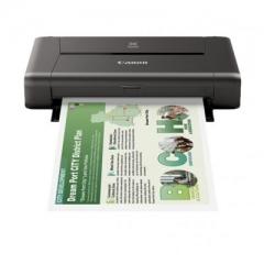 佳能(Canon)ip110 A4彩色喷墨打印机 Dy.127