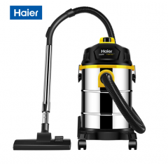 海尔(Haier) 吸尘器 HC-T2103Y 干湿吹三用 手持式吸尘器家用强力 大功率  DQ.1181