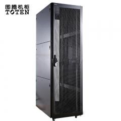 图腾(TOTEN) K36042 图腾机柜网络机柜42u服务器机柜弱电监控机柜2米标准19英寸机柜 图腾机柜K36042  WL.142