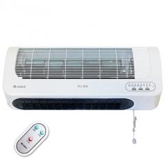 格力(GREE)NBFC-X6021B 壁挂式取暖器家用防水浴室暖风机遥控电暖气冷暖电暖器 DQ.1185