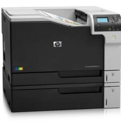 惠普(HP)Color LaserJet Enterprise M750dn 企业级彩色激光打印机 DY.148