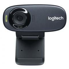 罗技(Logitech) C310 高清晰网络摄像头 视频台式机电脑摄像头 PJ.150