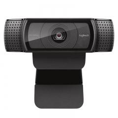 罗技(Logitech) Pro C920高清网络摄像头 1080P高清视频 PJ.151
