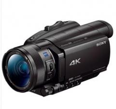 索尼(SONY) FDR-AX700 4K HDR高清数码摄像机 1000fps慢动作拍摄 ZX.195