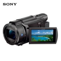 索尼(SONY)FDR-AX60 4K数码摄像机 家用手持DV 5轴防抖约20倍变焦 ZX.197