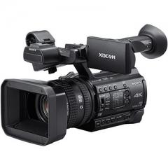 索尼(SONY)PXW-Z150 广播级摄录一体机 1英寸4K CMOS 手持式 ZX.200