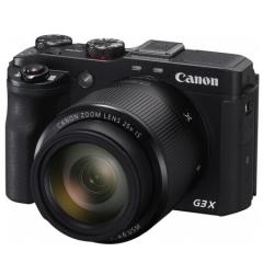佳能(Canon)  PowerShot G3X  数码照相机 黑色  ZX.011