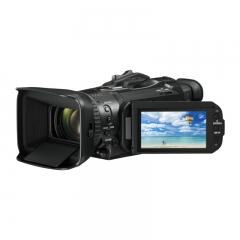 佳能(Canon)LEGRIA GX10专业高清摄像机 4K摄像机 手持式摄录一体机 佳能 GX10 摄像机 ZX.205