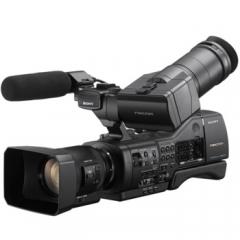 索尼 (SONY) 专业摄像机 NEX- EA50CH 大画幅 E卡口 摄录一体机 ZX.206