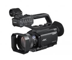 索尼(SONY)专业摄像机 PXW-Z90 手持4K HDR摄录一体机 ZX.209
