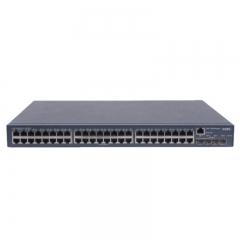 华三(H3C)LS-S5120V2-52P-SI 48口全千兆可网管交换机  WL.161