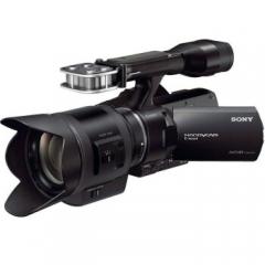 索尼(SONY)NEX-VG30EH(E PZ18-200mm)可更换镜头高清数码摄像机 ZX.217