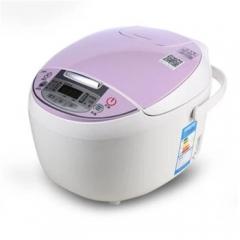 美的(Midea)FS4018D家用电饭煲4L大容量 12小时预约多功能电饭锅3-6人 CF.029