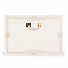 晨光 聘书内芯纸 ASC99322 8K 50张/包     BG.244