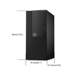 戴尔(DELL)OptiPlex 3050 Tower 240205 /i5-6500/B250/8GB/1TB/2GB独显/DVDRW/保修三年/单主机/Linux PC.1100
