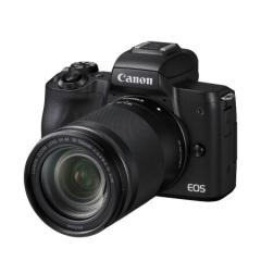 佳能(Canon)EOS M50(18-150镜头黑色套机) ZX.224