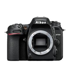 尼康(Nikon)单反相机 D7500(单机身不含镜头) ZX.226