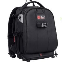 锐玛(EIRMAI)D2310开拓者系列小号 单反相机摄影包双肩包 佳能尼康数码相机包 防盗摄影背包 黑边 ZX.229