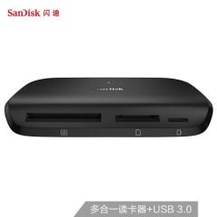 闪迪(SanDisk)影像伴侣多合一读卡器 ZX.230