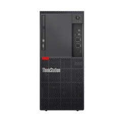 联想 ThinkStation P318 工作站 I5-7500/8GB NECC/256GB SSD/集成/Rambo/DOS/250W/3年保修  WL.067