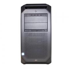 惠普 HP Z8 G4 Workstation-75352023059 台式工作站主机 双至强4110/C622/32GB/SSD256+4T/独立8GB/DVDRW/单主机/LINUX  WL.169