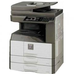 夏普(SHARP)MX-M2658NV  A3幅面 打印复印扫描  复合机/复印机  含自动输稿器 双纸盒  FY.094