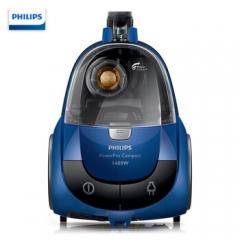 飞利浦(PHILIPS) FC8471/81 卧式吸尘器家用大功率大吸力多种吸嘴无尘袋 DQ.1216