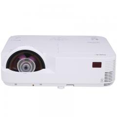 日电(NEC) 投影机 NP-M353HS+ (3500/1080P/9000:1/短焦)  IT.337