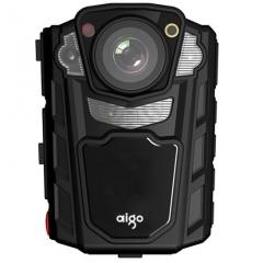 爱国者(aigo) DSJ-R2 执法记录仪 红外夜视1080P便携加密激光定位32G 录音录像拍照对讲 ZX. 232