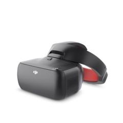 大疆(DJI)无人机 Goggles 飞行眼镜 竞速版 FPV智能体感控制 ZX.236