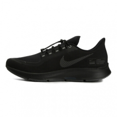 耐克NIKE 男子 跑步鞋 NIKE AIR ZM PEGASUS 35 SHIELD 运动鞋 AA1643-002 黑色   (39-45码)    TY.1143