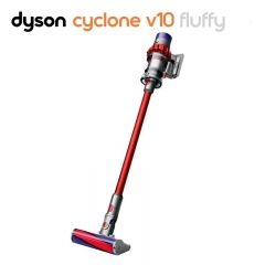 戴森(Dyson) 吸尘器 V10 Fluffy 手持吸尘器家用除螨无线 DQ.1218