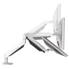 乐歌(Loctek)D7A 电脑支架显示器支架 旋转升降伸缩支架   PJ.178
