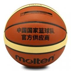 摩腾(molten)BGD7X-C 篮球 7号球 PU 室内外通用 新款 训练 耐磨 标准篮球    TY.1146