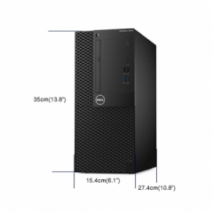 戴尔(Dell)OptiPlex 3050 Tower 249013 /I3-6100/B250/4G/1T/集成/DVDRW/单主机  PC.2206